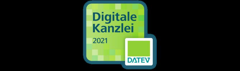 """Wiederholte Auszeichnung als """"Digitale DATEV-Kanzlei"""""""